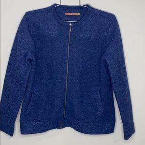 NWT kuna Lana/Alpca Jacket size large